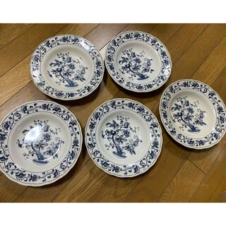 ニッコー(NIKKO)のニッコー ダブルフェニックス スープ皿5枚(食器)