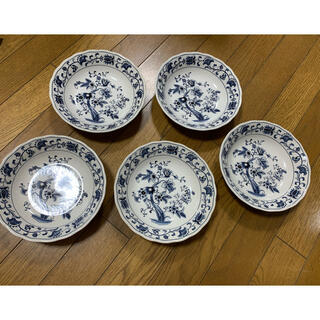 ニッコー(NIKKO)のニッコー ダブルフェニックス お皿5枚(食器)