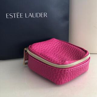 エスティローダー(Estee Lauder)のESTEE LAUDER ミニポーチ [未使用/非売品](ポーチ)