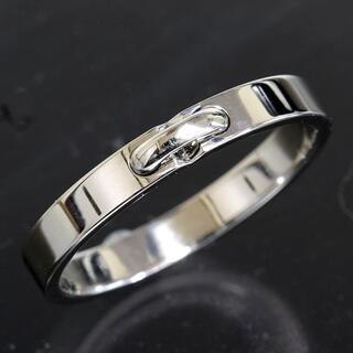 ショーメ(CHAUMET)のショーメ CHAUMET リアン プラチナ リング size58 pt950(リング(指輪))