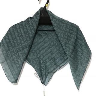 ドルチェアンドガッバーナ(DOLCE&GABBANA)のドルチェアンドガッバーナ スカーフ美品 (バンダナ/スカーフ)