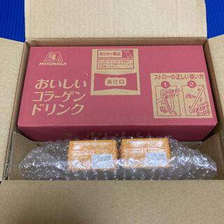 モリナガセイカ(森永製菓)の森永コラーゲンドリンク(コラーゲン)