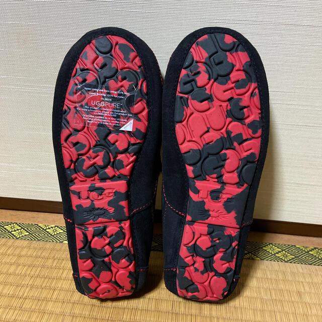 UGG(アグ)のUGG モカシン メンズ メンズの靴/シューズ(スリッポン/モカシン)の商品写真