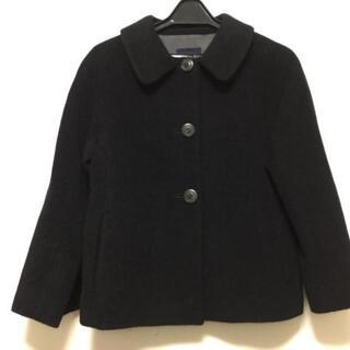 トゥモローランド(TOMORROWLAND)のトゥモローランド コート サイズ38 M - 黒(その他)