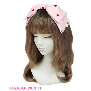 アンジェリックプリティー(Angelic Pretty)のPetit Heart カチューシャ(カチューシャ)