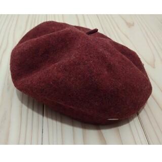 スタディオクリップ(STUDIO CLIP)の最終値下げ!スタディオクリップ ベレー帽 レンガ(ハンチング/ベレー帽)