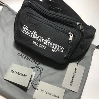 バレンシアガ(Balenciaga)の【大人気】新品未使用品 BALENCIAGAウエストポーチ4823899 正規品(ウエストポーチ)