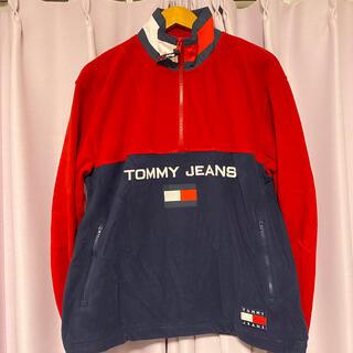 トミー(TOMMY)のTOMMY JEANS × monkey time コラボスウェット(ブルゾン)