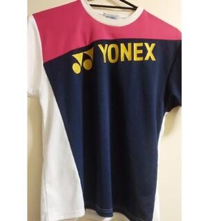 ヨネックス(YONEX)のヨネックスTシャツ★sサイズ(ウェア)
