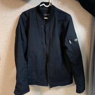 ゲス(GUESS)のguess MA1ジャケット(ブルゾン)
