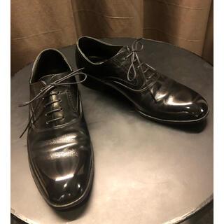 エドワードグリーン(EDWARD GREEN)のビンテージ カールフロイデンベルグ 大塚製靴 25.5  ブラック(ドレス/ビジネス)