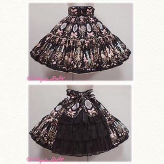 アンジェリックプリティー(Angelic Pretty)のスウィーティシャンデリアスカート(ミニスカート)