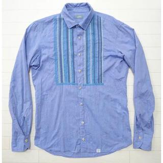 カラー(kolor)のkolor  beaconカラー ビーコン長袖シャツ(シャツ)