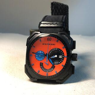 インディペンデント(INDEPENDENT)のシチズン INDEPENDENT  熊谷隆志 コラボ限定モデル(腕時計(アナログ))