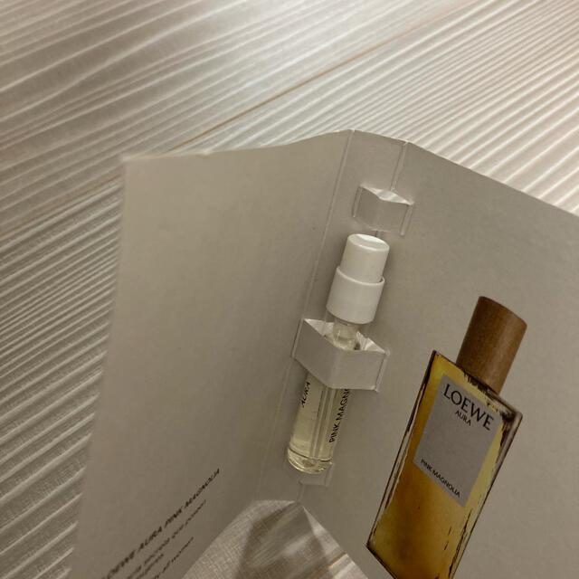LOEWE(ロエベ)のLOEWE 香水サンプル コスメ/美容の香水(ユニセックス)の商品写真