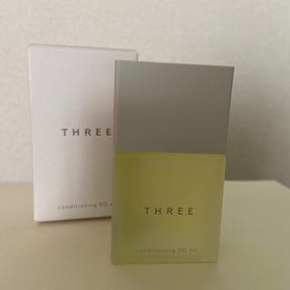 スリー(THREE)のTHREE コンディショニングSQオイル(美容液)