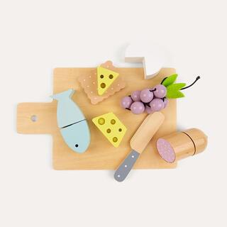 イケア(IKEA)の新品 ✴︎ JaBaDaBaDo ジャバダバドゥ タパスセット 木製 ✴︎(その他)