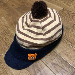 ホットビスケッツ(HOT BISCUITS)のミキハウス キャップ (帽子)