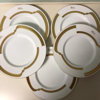アランドロン(Alain Delon)の【未使用】☆ALAIN DELON アランドロン☆ お皿 5枚(食器)