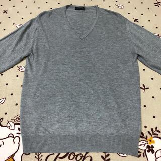 コムサイズム(COMME CA ISM)のCOMME CA ISM Y型セーター(ニット/セーター)