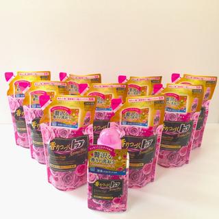 ライオン(LION)の【新品】香り つづく トップ アロマプラス プレシャスピンク(洗剤/柔軟剤)