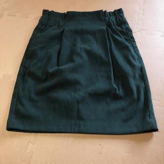 ヘザー(heather)のタイトスカート(ひざ丈スカート)