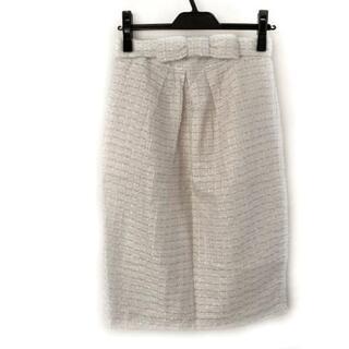 グレースコンチネンタル(GRACE CONTINENTAL)のグレースコンチネンタル スカート美品  -(その他)