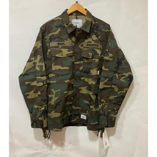 W)taps - WTAPS Richardson Buds Shirts Mサイズ 新品未使用