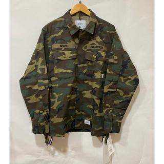 ダブルタップス(W)taps)のWTAPS Richardson Buds Shirts Lサイズ 新品未使用(その他)