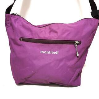 モンベル(mont bell)のモンベル ショルダーバッグ - ナイロン(ショルダーバッグ)