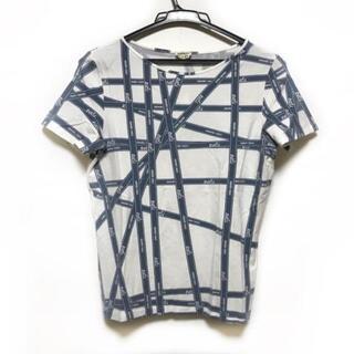 エルメス(Hermes)のエルメス 半袖Tシャツ サイズSM レディース(Tシャツ(半袖/袖なし))