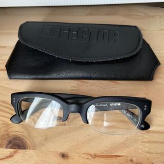 NEIGHBORHOOD - neighborhood effector メガネ 眼鏡