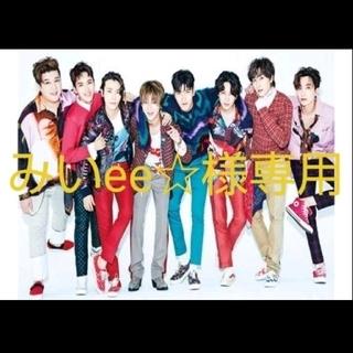 スーパージュニア(SUPER JUNIOR)の🌈みいee☆様専用🌈(ミュージック)