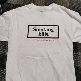 anti social social club × FR2 アンチ(Tシャツ/カットソー(半袖/袖なし))