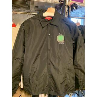 シュプリーム(Supreme)のシュプリーム apple coach jacket コーチジャケット(ナイロンジャケット)