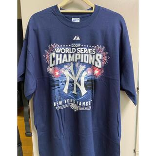 NEW ERA - ニューヨークヤンキース New York Yankees 2009 Tシャツ