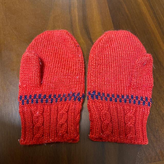 familiar(ファミリア)のファミリア 手袋 キッズ/ベビー/マタニティのこども用ファッション小物(手袋)の商品写真