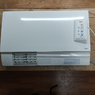 トウトウ(TOTO)のTOTO 洗面所 暖房機 TYR330 ワイヤードリモコン(その他)