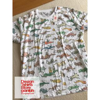 グラニフ(Design Tshirts Store graniph)のDesign Tshirts Store graniph. Tシャツ(Tシャツ/カットソー(半袖/袖なし))