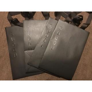 スック(SUQQU)のスック紙袋4点セット(ショップ袋)