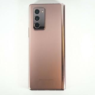 ギャラクシー(Galaxy)のSamsung Galaxy Z Fold 2 5G ブロンズ  SIMフリー(スマートフォン本体)