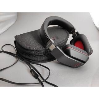 トゥミ(TUMI)の【激レア品】TUMI HEADPHONE BY MONSTER 限定ヘッドフォン(ヘッドフォン/イヤフォン)