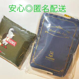 チャムス(CHUMS)のキャリーバー設置OKエコバッグ&チャムスエコバッグ(旅行用品)