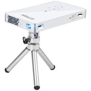 オクラ様専用PTVDISPLAYミニDLPプロジェクター小型 Bluetooth(プロジェクター)