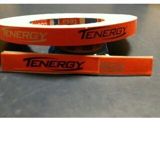 バタフライ(BUTTERFLY)のテナジー バタフライ卓球サイドテープ1m 12mm(卓球)