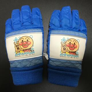 アンパンマン(アンパンマン)のアンパンマン キッズ手袋 5〜6歳用(手袋)