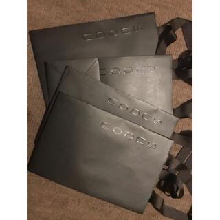 スック(SUQQU)のスック紙袋(ショップ袋)