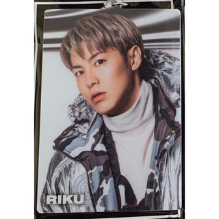 RIKU アクリルキーホルダー(男性タレント)