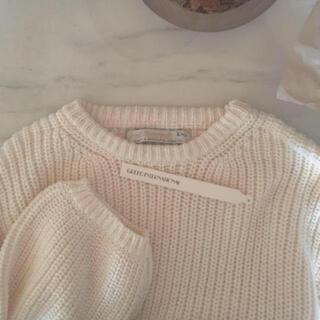 グリード(GREED)のGREED International knit(ニット/セーター)