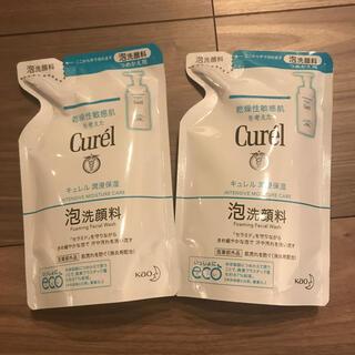 Curel - キュレル泡洗顔 つめかえ用130ml